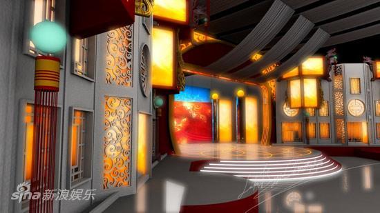 资料图片:湖南春晚-精彩舞台