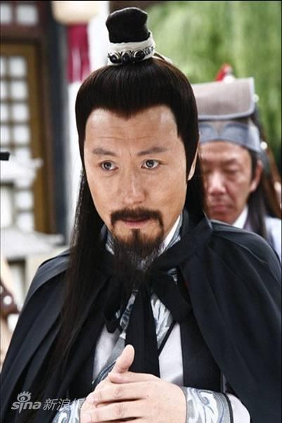 资料图:《秦香莲》主演--陈良平饰秦孝儒