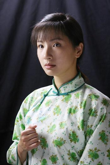 资料图片:《上海迷案-1937》周群饰演何娟红