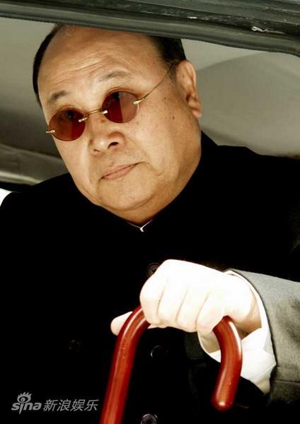资料图片:《金陵秘事》主要演员-修宗迪饰演南测海