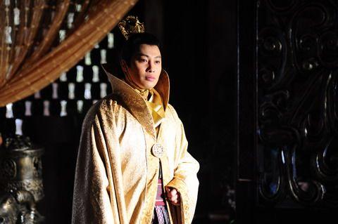 谭耀文饰演的荣狄王