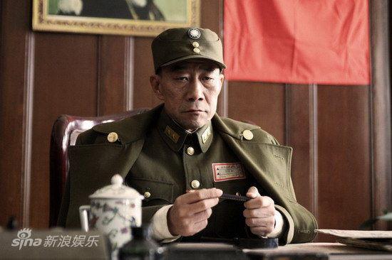 孤军疑云演员李雪健