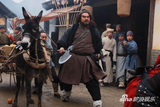 独家策划:新《水浒传》冬陨篇之悲情凋零(2)