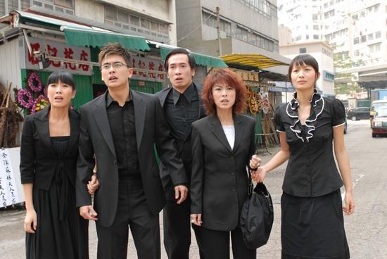 东方卫视独播TVB热剧端午节劲掀《溏心风暴》
