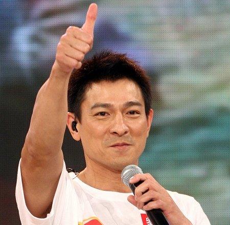 浙江卫视欢庆晚会举行刘德华打造中国蓝台歌