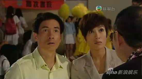 香港一周收视:《点解阿sir系阿sir》冲破30点