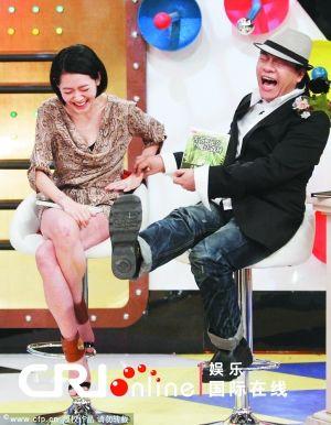小S和蔡康永是公认的金牌搭档,但徐乃麟却说小S不能做主导。