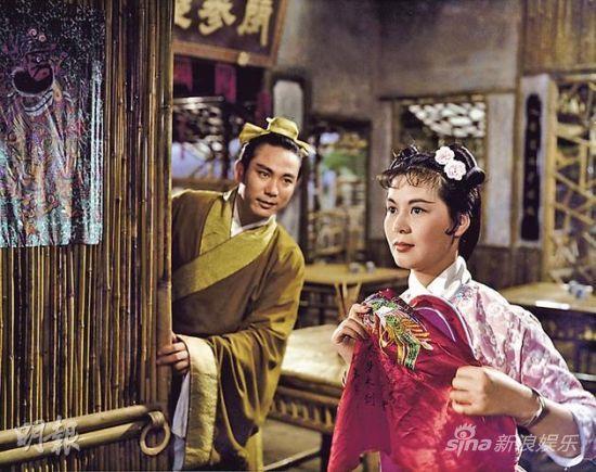林黛主演的《江山美人》成为邵氏经典戏宝。