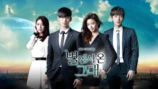 """在经历了两个多月的疯狂追剧后,""""星星""""迷们将于2月27日迎来大热韩剧《来自星星的你》的最终大结局。"""
