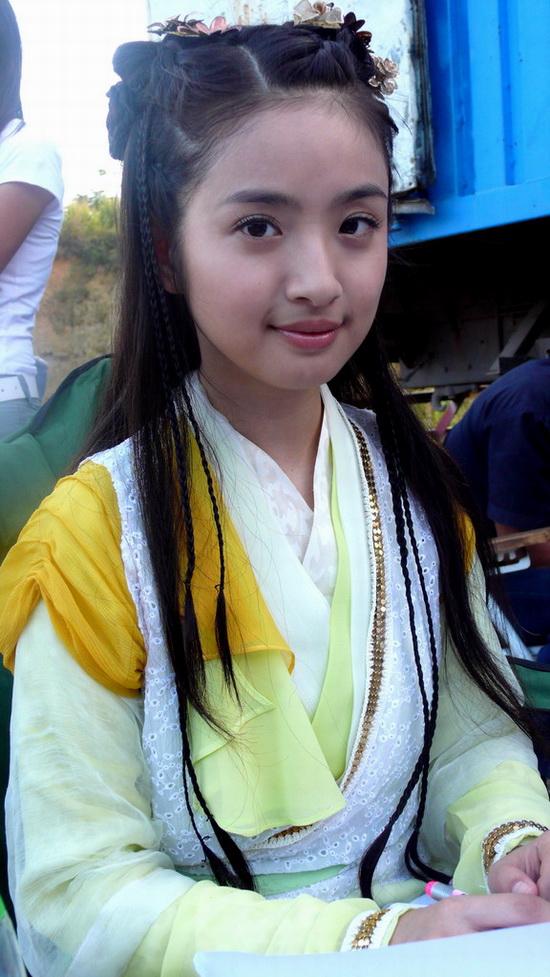 八卦江湖无视刘海 敢露额头的美女才是真美女