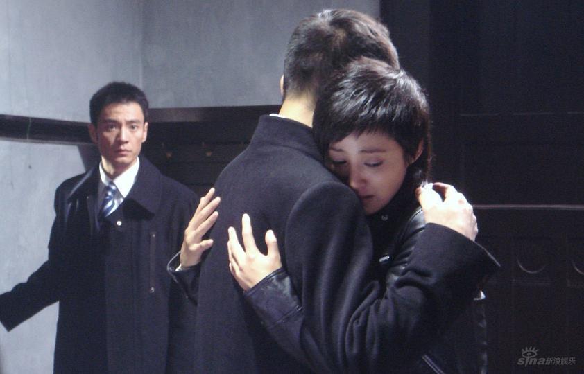 张歆艺王学兵《柳叶刀》再次触电饰演情侣(图)