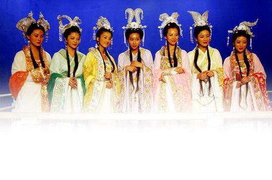 黄圣依杨子《天仙配》今晚央视八套播出(组图)