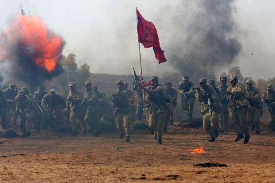 《红日》制作精良呈现大片风格再掀军事题材热