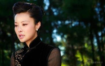 《上海王》热播袁立刘雨鑫上演两个女人的较量