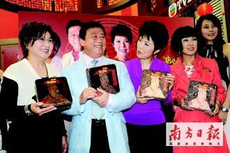 《溏心风暴》主创上海造势续集将杀青骂战升级