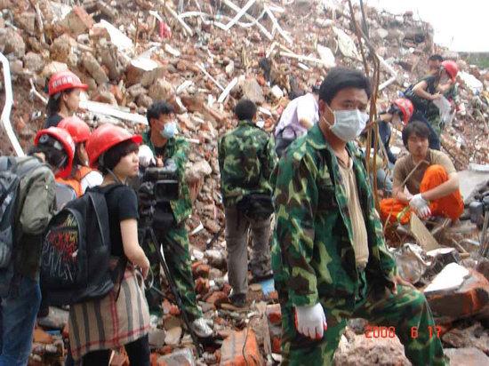 《震撼世界的七日》今日杀青大队撤离返京(图)