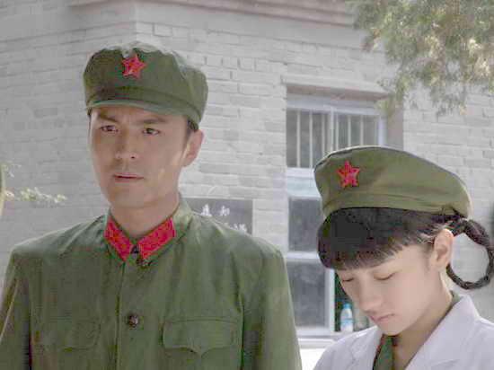 《幸福的完美》锦州热拍于小伟牵手黄奕(图)