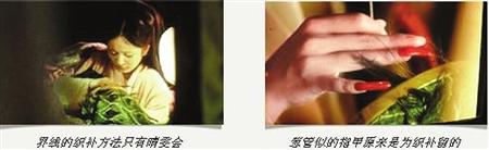 """李少红更新博客说红楼晴雯的指甲又遭""""雷"""""""