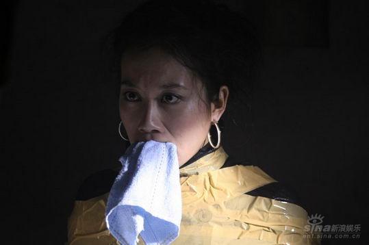 温峥嵘为《明星危情》三次受导演柳国庆施暴