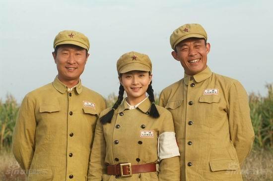 《高地》南京热播收视公主殷桃成香饽饽(图)