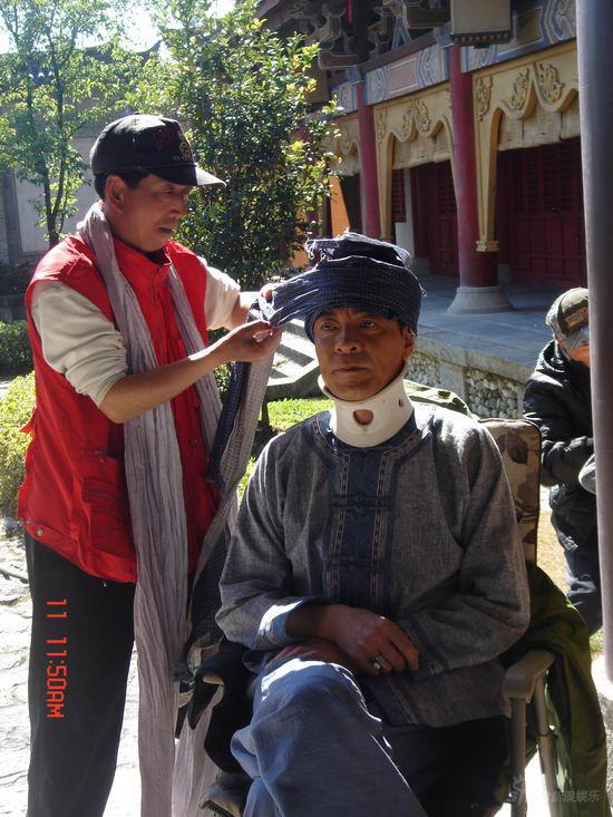 《金凤花开》刘威带伤救场被封最敬业的土司