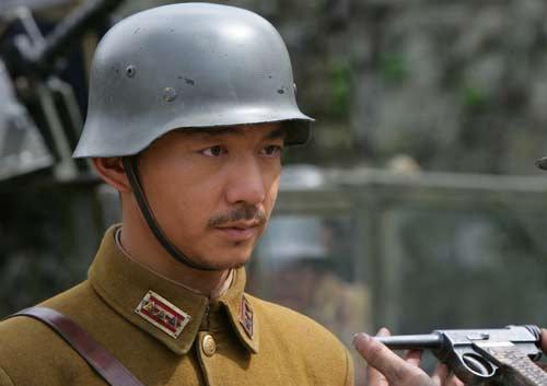 康洪雷说《我的团长我的团》角色之虞啸卿