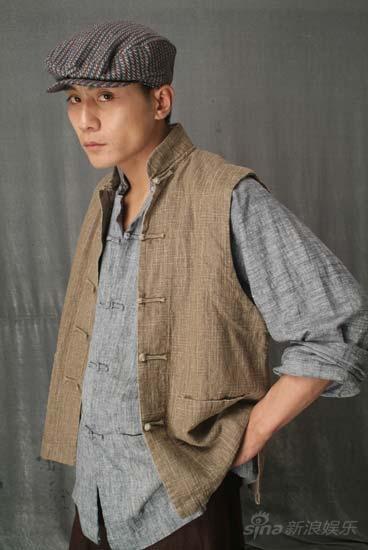 刘烨《男儿本色》造型纯爷们铁骨铮铮显气势