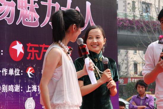 """上海版""""苏珊大妈""""变天使"""
