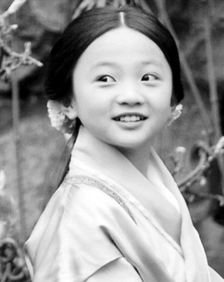 """其中林妙可将出演女一号""""窦漪房""""的童年.图片"""