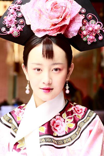 《苍穹之昴》日本热映飘红张檬版珍妃入戏入情