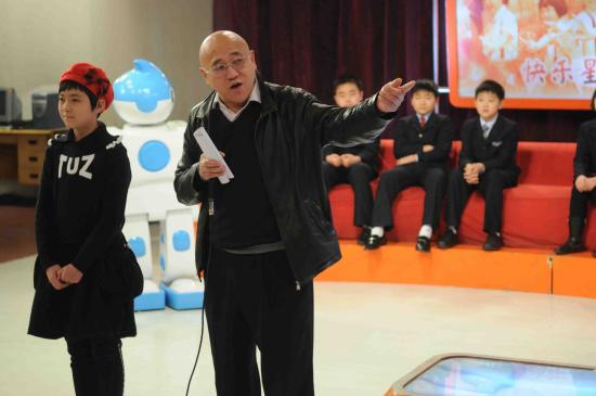 总导演张惠民解读《快乐星球》的快乐秘笈