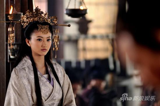 《孙子大传》圣贤背后有佳人景甜完美诠释漪罗