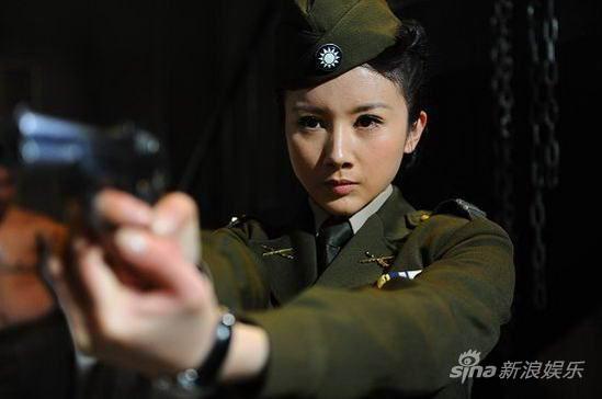 孙菲菲三大法宝引爆《内线》即将登陆京城荧屏