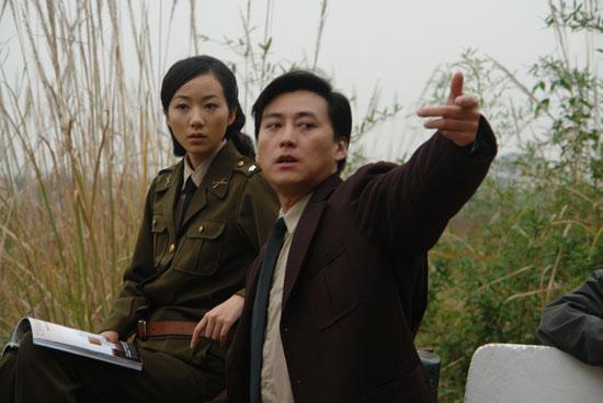 韩雪大赞刘小锋称其是《利剑》里的一把利剑