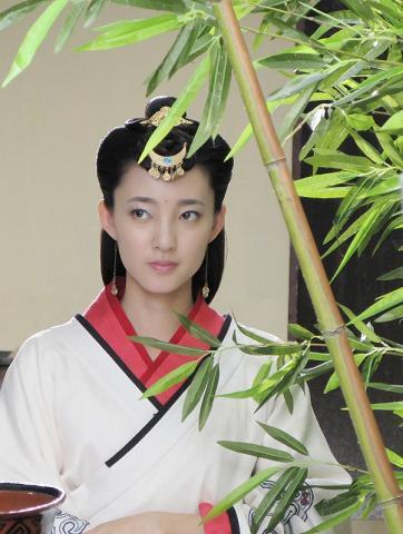 《美人心计》今晚上海首播王丽坤变身蛇蝎美人