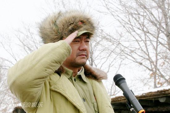 """董勇《食为天》演""""征粮硬汉""""剧中受爱情煎熬"""