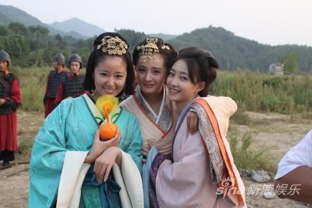 《美人心机》暖和播林心如杨幂王丽坤另类姐妹情