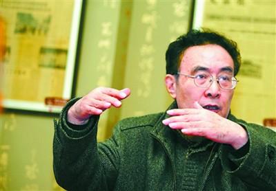 《命运》拍摄遭遇阻力陆天明:反腐作家不好当