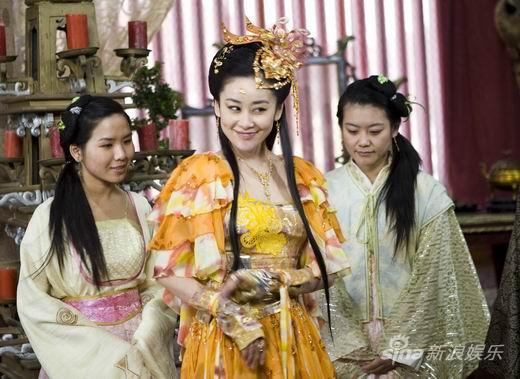《七仙女2》演绎古代拜金女:真情才是无价宝
