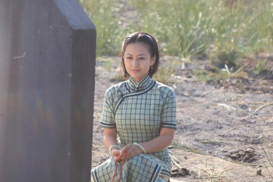 杨婷婷出演《煮海》