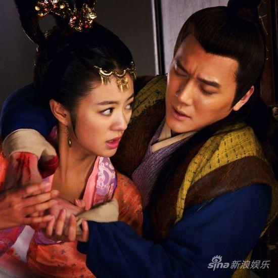 安以轩和冯绍峰
