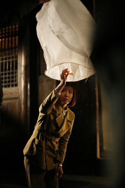 《告密者》女主角张溪芸