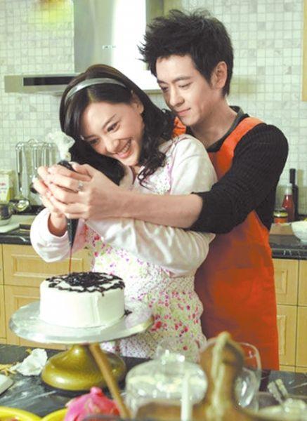 小志在《彩虹甜心》中又玩了一把小浪漫