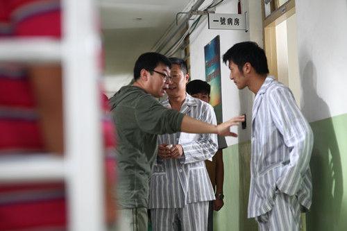 导演梦继、谢霆锋、林永健