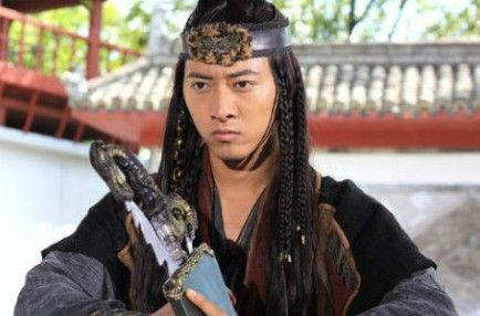 《公主与奴隶》播出 郭郁滨古装造型夺人眼球