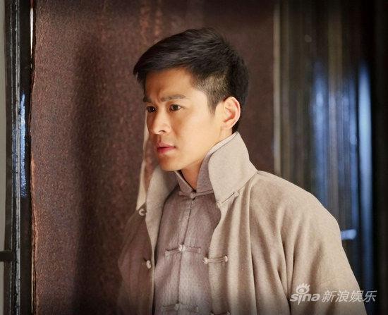 乔振宇《被遗弃的秘密》饰演欧冠群