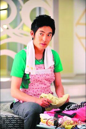 张博饰演马小东,有观众觉得气质与角色不太相符