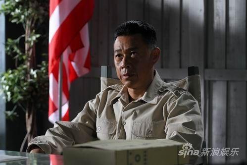 《中国远征军》张丰毅