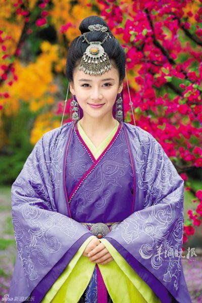 袁姗姗是于正的老婆_于正:袁姗姗不会演《射雕》的配角