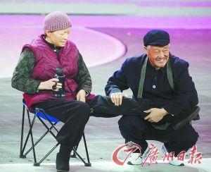 宋丹丹与赵本山搭档演的小品让观众很怀念。
